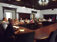 Reunião do grupo de Trabalho Beiras e Serra da Estrela na Guarda.