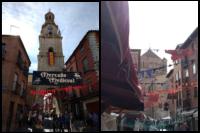Fiesta de la Vendimia y Mercado Medieval en Toro