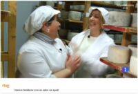 Los quesos de calidad de la comarca de Vitigudino en RTVE