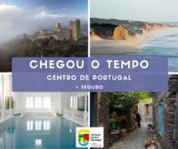 """Nova campanha anuncia que """"Chegou o Tempo"""" de sair e visitar o Centro de Portugal"""